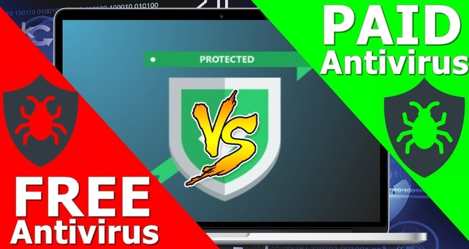 Paid or Free Antivirus