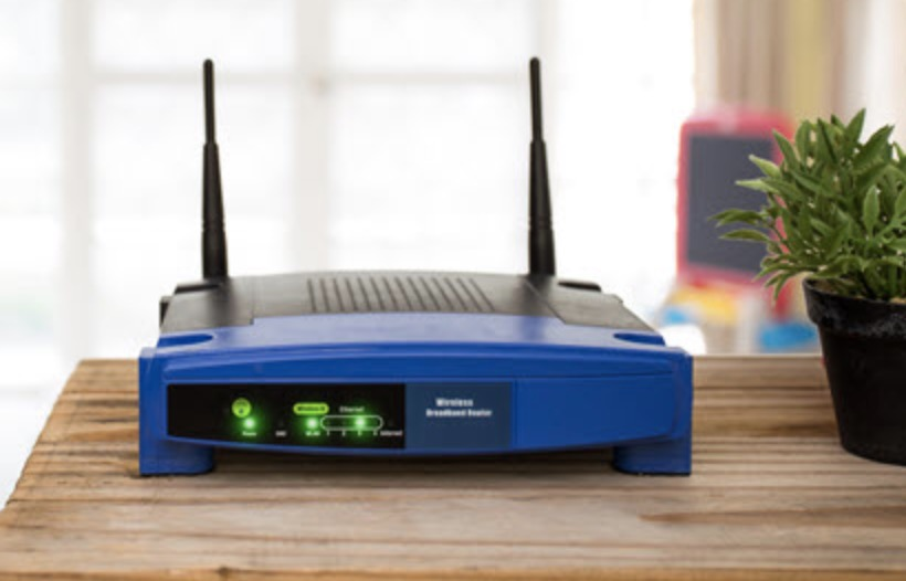 Reboot Router and Modem